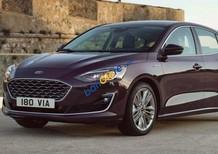Cần bán xe Ford Focus sản xuất 2018, giá 595tr