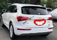 Cần bán lại xe Audi Q5 2.0 sản xuất 2010, màu trắng, nhập khẩu nguyên chiếc, giá 980tr