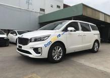 Cần bán Kia Sedona Luxury năm 2018, màu trắng