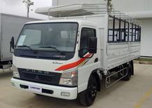 Cần bán xe tải Fuso Canter 6.5 2018, màu trắng, xe nhập