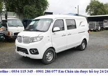 Cần bán xe Dongben X30  Xe bán tải 5 chổ chạy trong TP  Giá xe dongben x30.