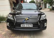 Cần bán xe Lexus LX 570 đời 2013, màu đen, xe nhập Mỹ