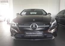 Bán Mercedes CLA200 2017 cũ, màu nâu, 30km, giá tốt nhập khẩu Mỹ chính hãng