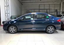 Bán Honda City CVT 2020, màu trắng, giá tốt nhất SG, vay được 90% tại Honda Quận 7 - LH: 0904567404