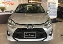 Bán Toyota Wigo 1.2, xe nhập khẩu tặng thuế trước bạ, xe giao ngay, hỗ trợ vay trả góp tới 85%