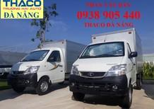 Bán xe tải Thaco Towner 990, thùng kín tải trọng 990kg đời 2020, có máy lạnh tại Đà Nẵng