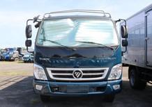 Bán xe Thaco Ollin 500 New Euro 4 thùng dài 4.35, tải trọng 4.9 tấn