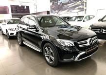Cần bán gấp Mercedes GLC200 màu đen 2019, chạy lướt giá tốt