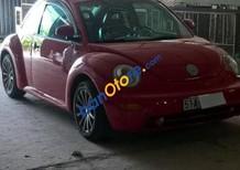 Bán ô tô Volkswagen New Beetle 2.0 MT đời 2007, màu đỏ, nhập khẩu nguyên chiếc