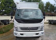 Bán xe tải 7 tấn Thaco Ollin 720. E4, máy điện đời 2018, trả góp 80%