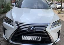Cần bán xe Lexus RX năm 2016, màu trắng, nhập khẩu nguyên chiếc như mới