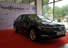Bán Volkswagen Passat Bluemotion 2018 nhập khẩu nguyên, giao xe ngay