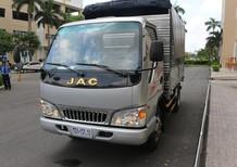 Xe tải Jac 2T4 vào được thành phố giá rẻ - bán xe tải Jac 2.4 tấn trả góp