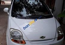 Cần bán xe Chevrolet Spark năm sản xuất 2010, màu trắng