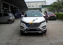 Cần bán Hyundai Tucson 2.0 năm 2018, màu trắng