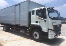 Bán xe Thaco Auman C160 E4 2018 thùng kín có cửa hông giá cạnh tranh, liên hệ 0969.644.128