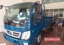 Khuyến mãi 100% trước bạ Thaco Ollin 350. E4 New tải 2,4 tấn thùng dài 4,35m Tiền Giang Long An Bến Tre