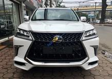 Bán xe Lexus LX570S Super Sport đời 2018, màu trắng mới 100%