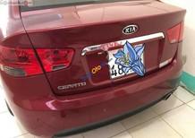 Cần bán lại xe Kia Cerato 1.6 AT năm 2010, màu đỏ, xe nhập, giá 383tr