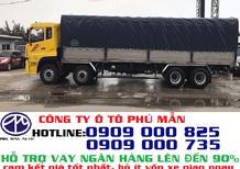 Bán xe tải Dongfeng 17.9 tấn- yc310 4 chân   Xe dongfeng 17T9 – YC310