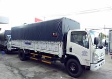 Bán xe tải Isuzu 8.2 tấn (8 Tấn 2) Vĩnh Phát thùng dài 7m, có bán trả góp, lãi suất ưu đãi nhất, xe mới 2018