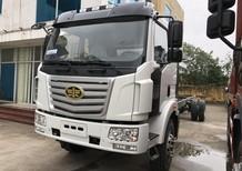 Xe tải Faw 7.8 tấn nhập khẩu nguyên chiếc, mới 100%, động cơ Hyundai