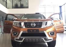 Bán nhanh xe Nissan Navara EL Premium nhập khẩu 2018, màu nâu, giá ưu đãi cực tốt tại Quảng Bình