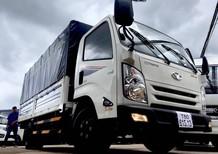 Xe tải Hyundai cabin vuông thùng dài 4m4