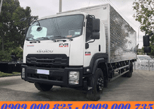 Bán xe tải Isuzu 8T2 thùng kín