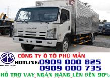 Bán xe tải Isuzu 8T2 Vĩnh Phát, chất lượng uy tín