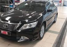 Cần bán gấp Toyota Camry E sản xuất năm 2012, màu đen số tự động