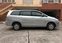 Cần bán Toyota Innova G năm sản xuất 2009, màu bạc chính chủ