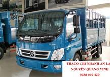 Xe tải Thaco OLLIN500 euro 4 - động cơ Weichai - tải trọng 5 tấn - thùng dài 4,35 mét - mới nhất