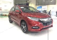 Bán Honda HRV L sản xuất năm 2019, màu đỏ, nhập khẩu nguyên chiếc giá cạnh tranh