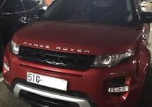 Cần bán LandRover Evoque năm 2012, màu đỏ, nhập khẩu nguyên chiếc