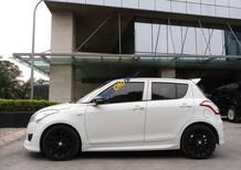 Ô Tô Thủ Đô bán Suzuki Swift 1.4AT 2015 màu trắng, 429 triệu