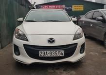 Bán xe Mazda 3S 2013, màu trắng