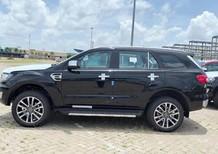 Bán ô tô Ford Everest 2.0L Bi Turbo 4x4 AT 2019, màu đen, giao ngay liên hệ 0911997877