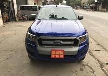 Bán xe Ford Ranger XLS năm sản xuất 2017, màu xanh lam, nhập khẩu Thái Lan số tự động, 635tr