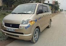 Cần bán xe Suzuki APV năm 2007, màu vàng