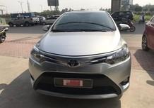 Bán xe Toyota Vios E 2018, màu bạc