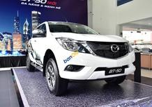 Bán xe Mazda BT 50 MT năm sản xuất 2019, màu trắng