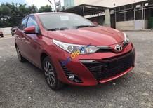 Bán ô tô Toyota Yaris năm sản xuất 2019, màu đỏ, nhập khẩu