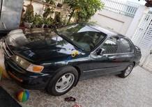 Bán Honda Accord 2.2 MT năm 1996, màu đen, xe nhập