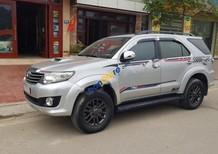 Cần bán lại xe Toyota Fortuner 2.5G năm sản xuất 2014, màu bạc