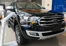 Bán xe Ford Everest 2018, màu đen