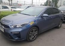 Bán ô tô Kia Cerato Deluxe năm sản xuất 2019, màu xanh lam