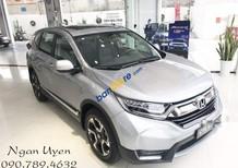 Bán Honda CR V năm 2019, màu bạc, nhập khẩu nguyên chiếc