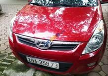 Bán Hyundai i20 sản xuất năm 2011, màu đỏ, xe nhập khẩu