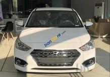 Cần bán Hyundai Accent đời 2018, màu trắng, mới hoàn toàn